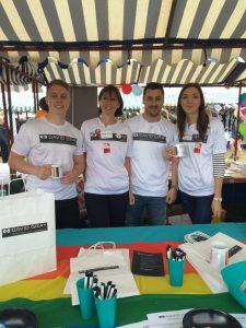 Team David Gray at Newcastle Pride 2015