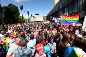 Newcastle Pride 2015