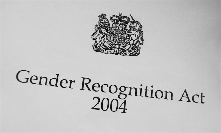 Gender Recognition Act 2004