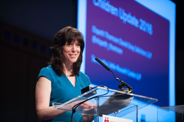 Elspeth Thomson delivered the Children Law round-up at the 28th National Resolution Conference, 22-23rd April 2016
