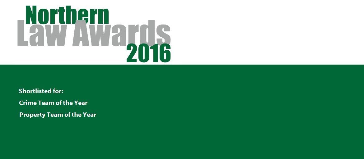 Northern Law Awards 2016