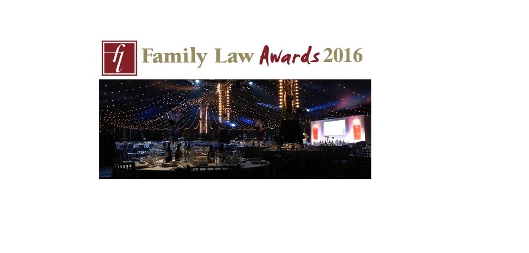 Jordans Family Law Awards Slider