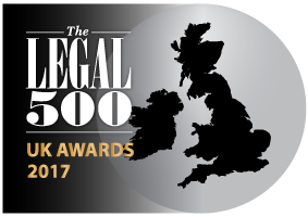 Legal 500 UK – Our Crime Team Win Regional Team of the Year 2017